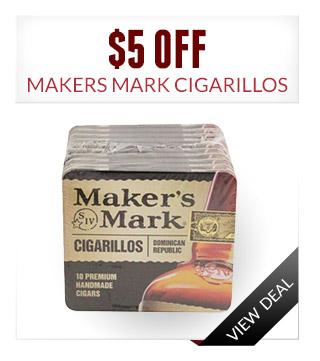 Makers Mark Cigarillos