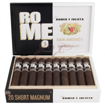 ROMEO San Andres by Romeo y Julieta Short Magnum Box 20