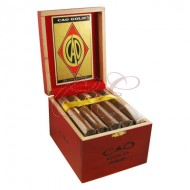 CAO Gold Robusto Box 20