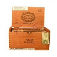 Hoyo De Monterrey Excalibur No. II (Maduro) Box 20