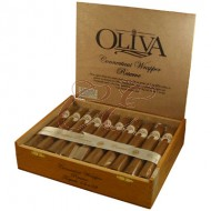Oliva Connecticut Reserve Torpedo Box 20