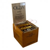 Oliva Series G Cameroon Double Robusto Box 25