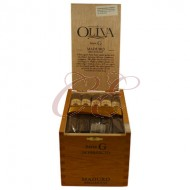Oliva Series G Maduro Perfecto Box 24