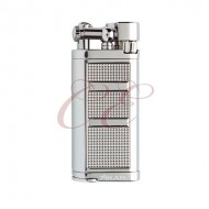 Xikar Pipeline Lighter Silver