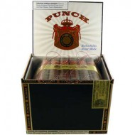 Punch Rothschilds (Maduro Maduro) Box 50