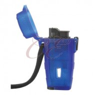 Xikar Stratosphere Blue Lighter