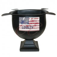 Armed Forces Loyalty Stinky Ashtray