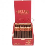 AJ Fernandez Enclave Maduro Churchill Box 20