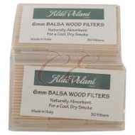 Aldo Velani Pipe Filters 6mm 12/30 Packs