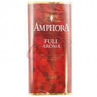Amphora Full Aroma Pipe Tobacco 5/1.5oz Packs (7.5 ounces)