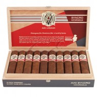 Avo Syncro Short Robusto Box 20