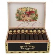 Brick House Maduro Toro Box 25