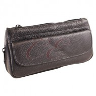 Brigham Pipe Pouch Black