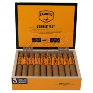 Camacho Connecticut Toro Box 20