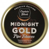 Captain Black Midnight Gold Tobacco 50g Tin