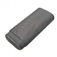 Don Salvatore Ballistic 3 Finger Cigar Case Grey