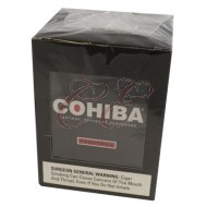 Cohiba Black Pequeno Box 30 (5/6 Pack Tins)