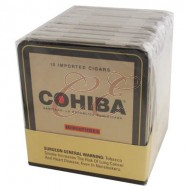 Cohiba Miniature Box 100 (10/10 Pack Tins)