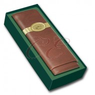 Craftsmans Bench Tan Robusto 54 Ring Guage Cigar Case