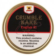 Crumble Kake Englsih 1.5oz Tobacco Tin