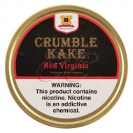 Crumble Kake Red Virginia 1.5oz Tobacco Tin