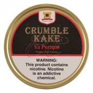 Crumble Kake Virginia Perique 1.5oz Tobacco Tin