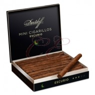 Davidoff Mini Cigarillo Escurio Box 100 (5/20 Pack)