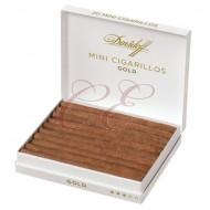Davidoff Mini Cigarillo Gold Box 100 (5/20 Pack)