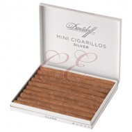 Davidoff Mini Cigarillo Silver Box 100 (5/20 Pack)