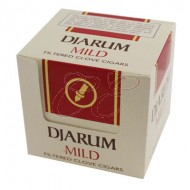 Djarum Select (Mild) Filtered 10 Pack Carton