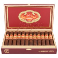 E. P. Carrillo Capa de Sol Robusto Royal Box 24