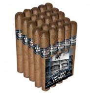 Factory Smokes Sungrown Robusto Bundle 25