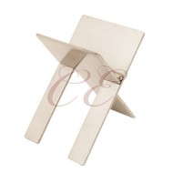 Stainless Steel Foldable Cigar Stand