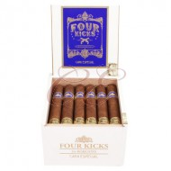 Four Kicks Capa Especial Robusto Box 24