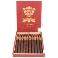 Four Kicks Maduro Lancero Box 10