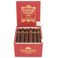 Four Kicks Maduro Robusto Extra Box 24