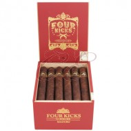 Four Kicks Maduro Sublime Box 24