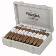 Gurkha Cellar Reserve Platinum Kraken Box 20