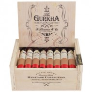 Gurkha Heritage Maduro Robusto Box 24
