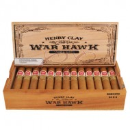 Henry Clay War Hawk Robusto Box 25