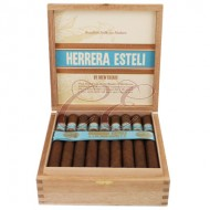 Herrera Esteli Brazilian Stalk Cut Maduro Lonsdale Box 25