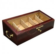 Counter Top Display Humidor (125 Cigar Capacity)