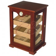 Tower Display Humidor (150 Cigar Capacity)