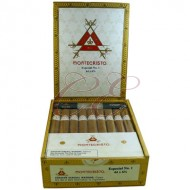Montecristo White Especial No. 1 Box 27