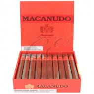 Macanudo Inspirado Orange Churchill Box 20