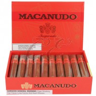 Macanudo Inspirado Orange Robusto Box 20
