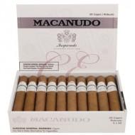Macanudo Inspirado White Robussto Box 20