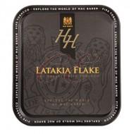 Mac Baren HH Latakia Flake 50 Gram Tin