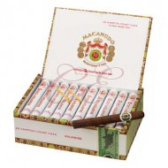 Macanudo Cafe Hampton Court Tubo Box 25