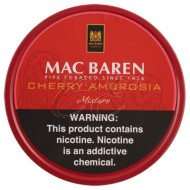 Mac Baren Cherry Ambrosia 100 Gram Tobacco Tin